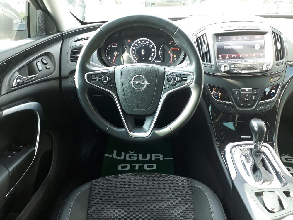 Ugur Oto 2015 Opel Insignia 1 6 Cdti Cosmo Start Stop Hatasiz